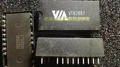 VT82887 Real-Time Clock