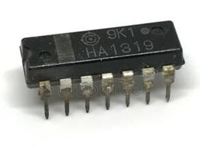 HA1319 20 W  BT<br/>   AUDIO   POWER   AMPLIFIER