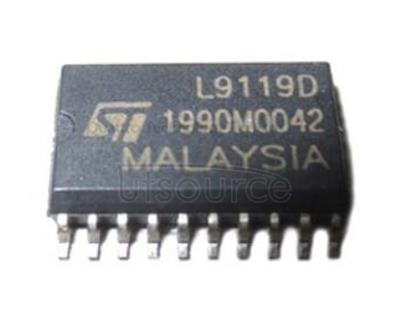 L9119D SC70, 1.8V, Nanopower, Beyond-the-Rails Comparators With/Without Reference