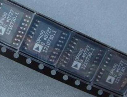 OP400 Quad Low-Offset, Low-Power Operational Amplifier