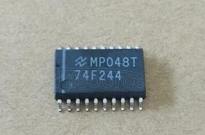 74F244SCX Dual 4-Bit Non-Inverting Buffer/Driver