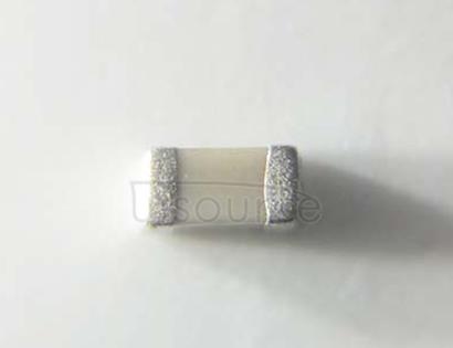 YAGEO chip Capacitance 0603 30PF NPO 200V ±5%
