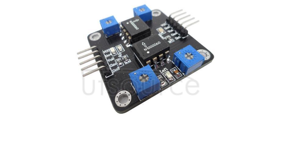 Dural Axis Tilt Sensor Module SCA60C Tilt Detection