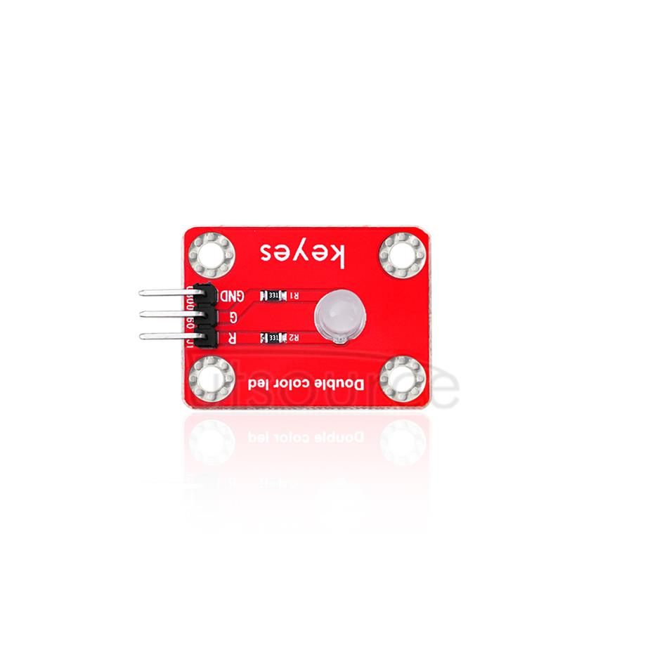 keyes Bi-color LED Module (with soldering pad-hole)
