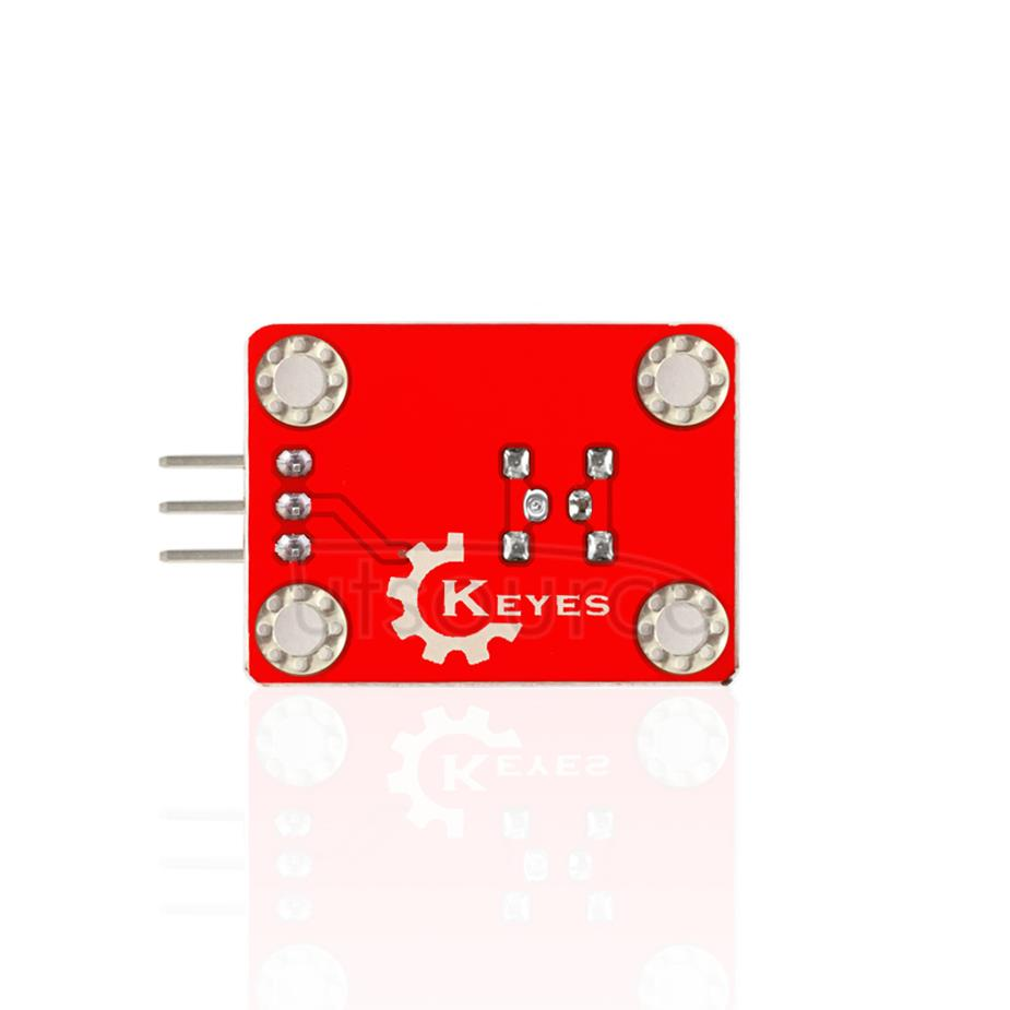 keyes Pirhana LED Red Light Module (with soldering pad-hole)