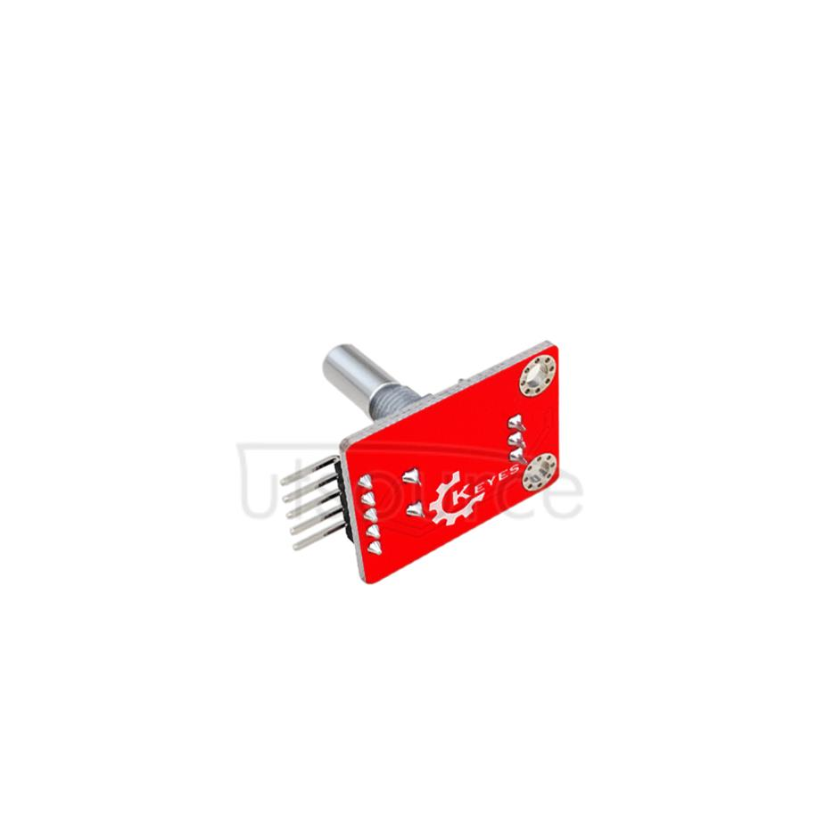 keyes Rotary Encoder Module (with soldering pad-hole)