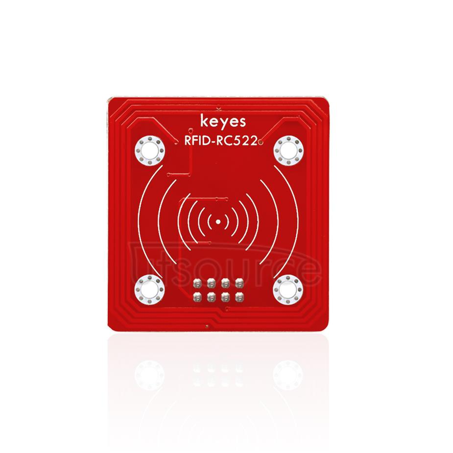 keyes RFID-RC522 Radio Frequency Module(with soldering pad-hole)