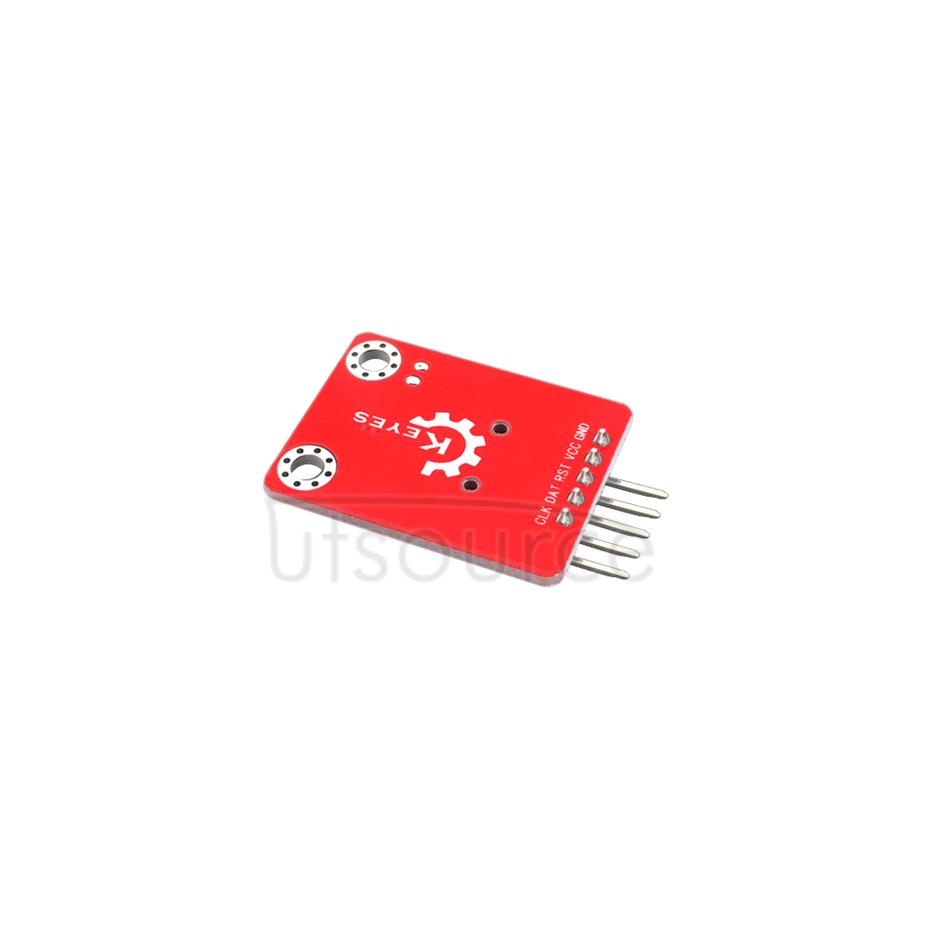 keyes  1302 Clock  Sensor  (with soldering pad-hole)