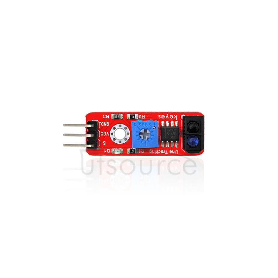 keyes Line Tracking Sensor (with soldering pad-hole)