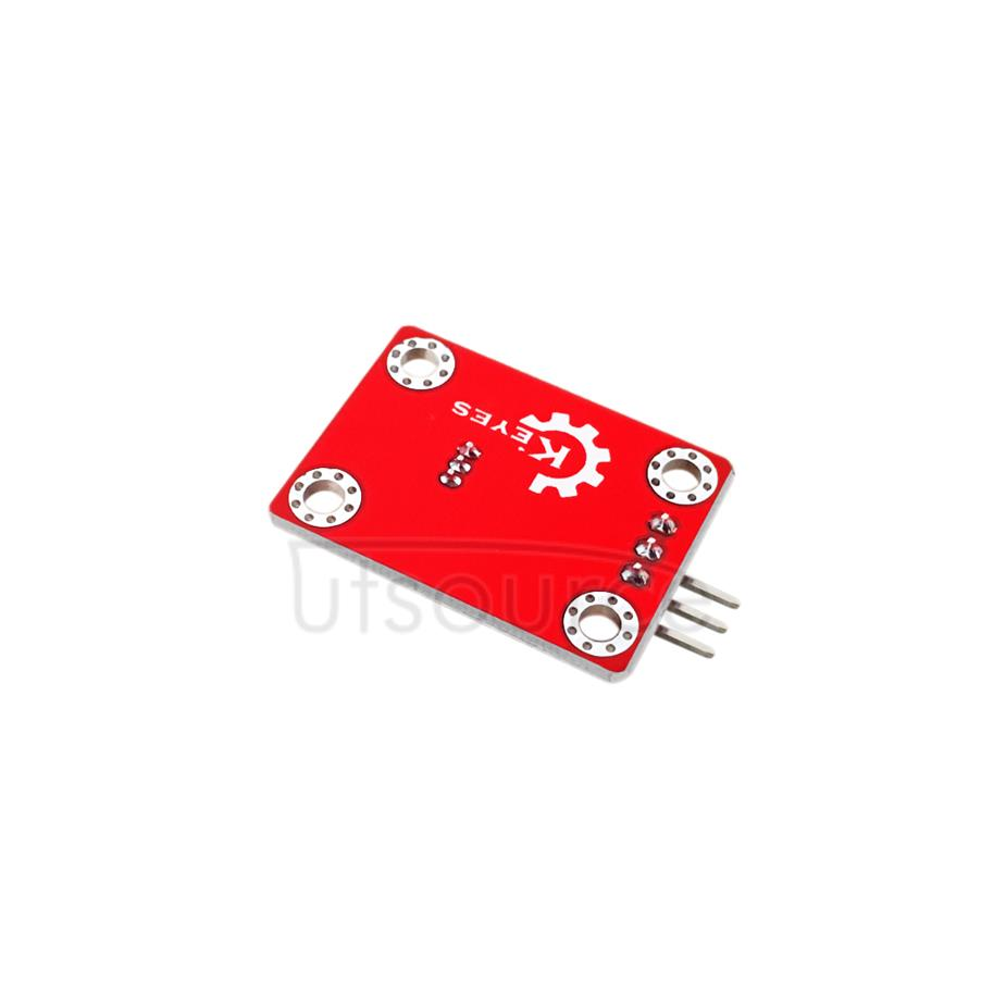 keyes LM35 Temperature Sensor  (with soldering pad-hole)