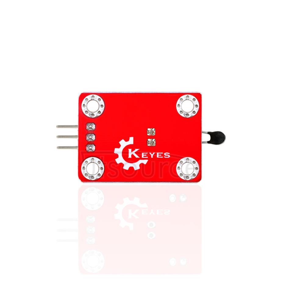 keyes Thermistor Sensor Module (with soldering pad-hole)