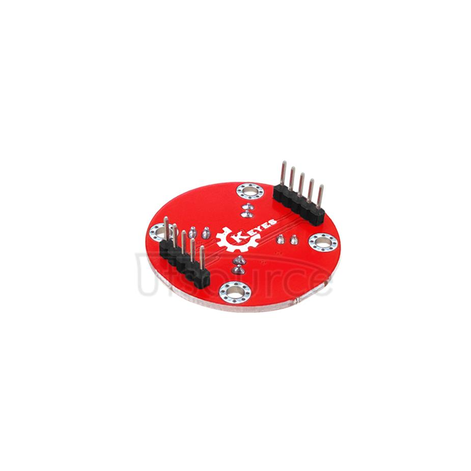 keyes Color Sensor (with soldering pad-hole)