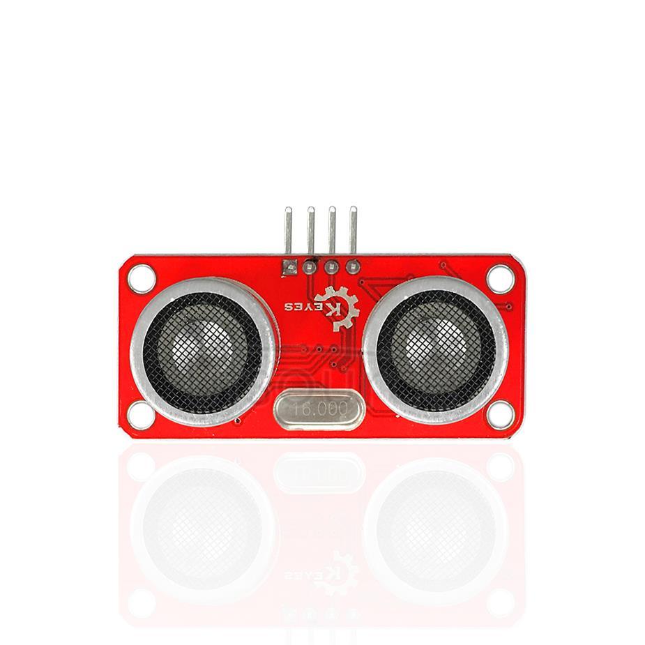 keyes Ultrasonic Sensor (with soldering pad-hole)