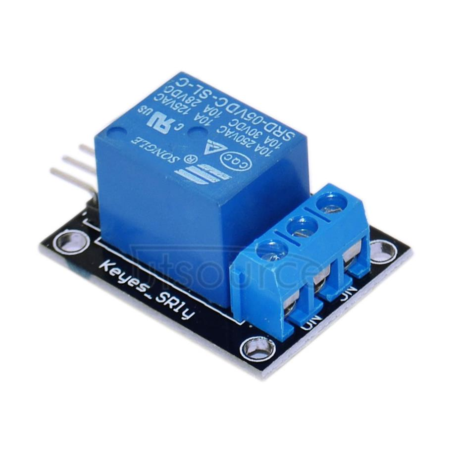 Keyes 5V Relay Module for Arduino (Works with Official Arduino Boards)