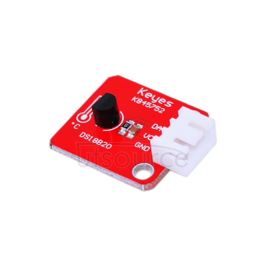 arduino DS18B20 temperature sensor module with 3PIN dupont line