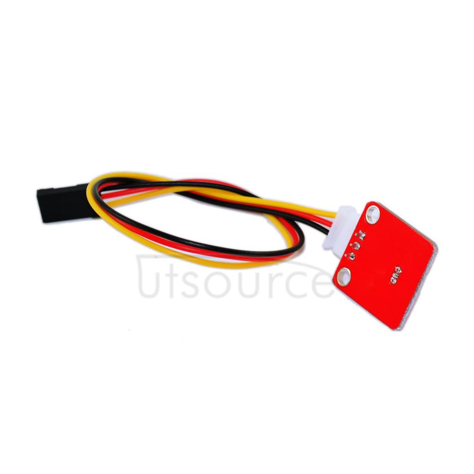 arduino LM35 temperature sensor module with 3PIN dupont line