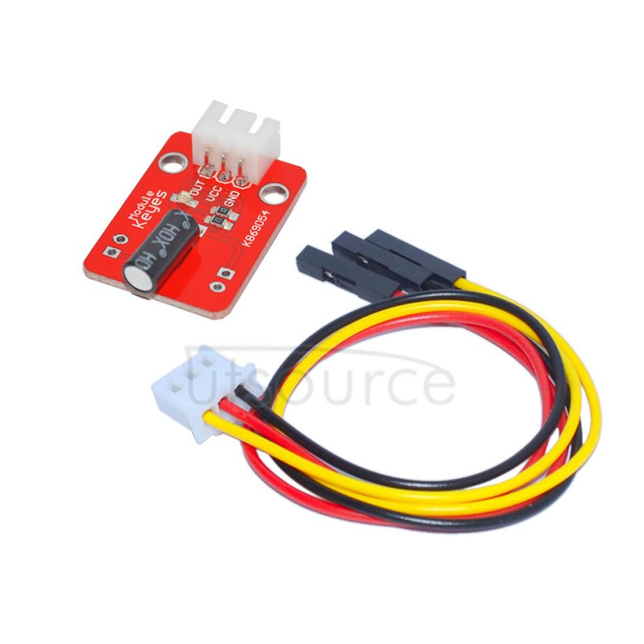Arduino ball switch sensor module with 3PIN dupont line