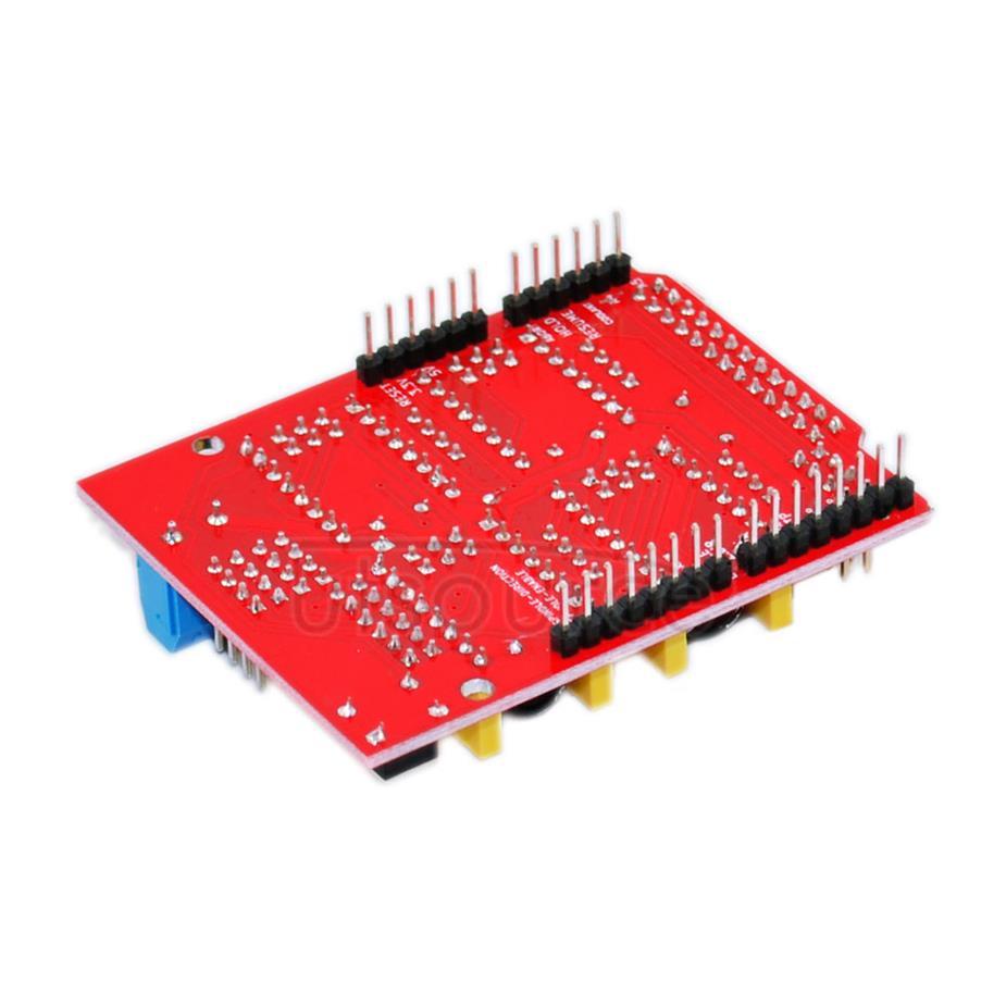 New CNC shield V3 Arduino engraving machine expansion board / 3D printer A4988 driver board