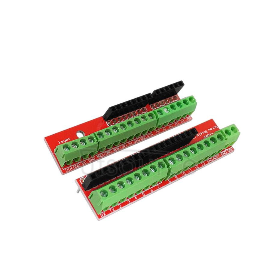 Screw Shield V2 Terminal Expansion Boards for Arduino?
