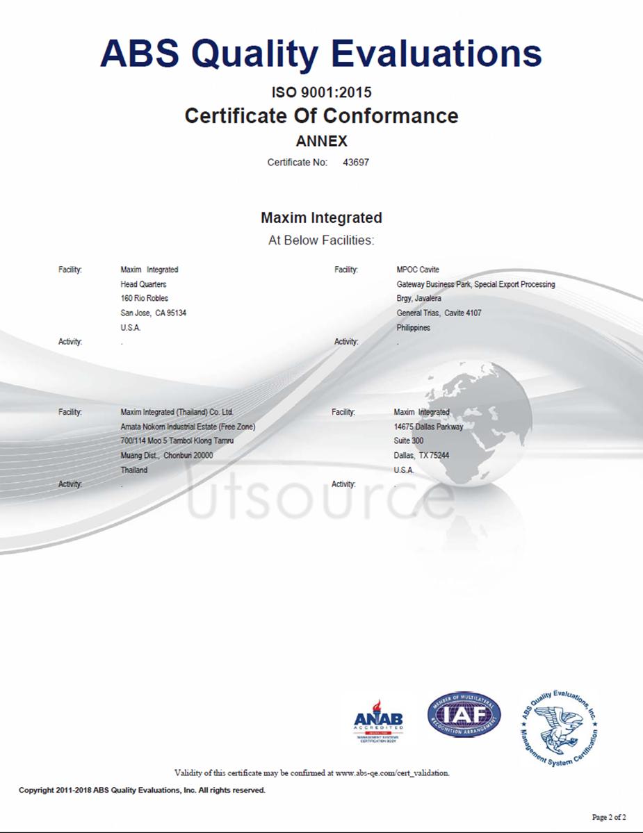 MAX485EESA+T IC TXRX RS485/RS422 8-SOIC MAXIM 2.5k/roll