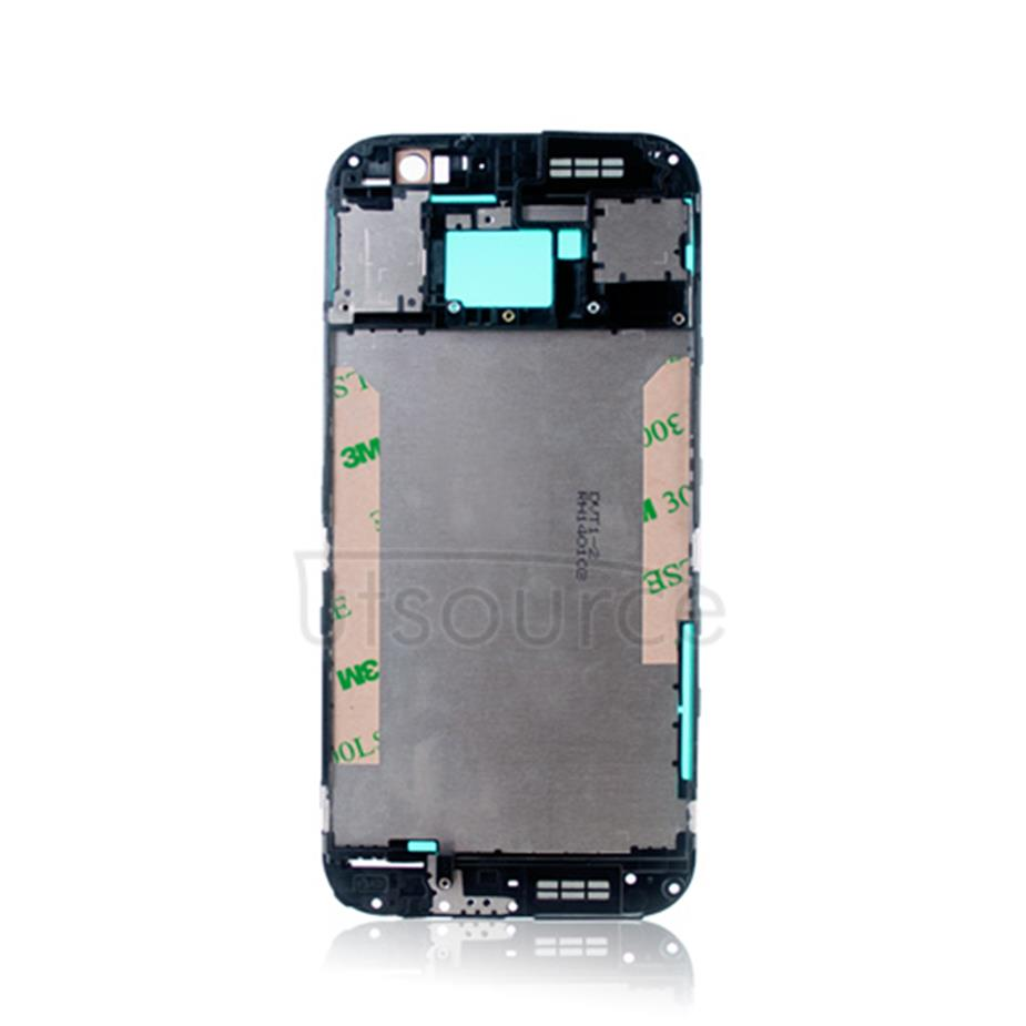 OEM Front Housing for HTC One M8 Black