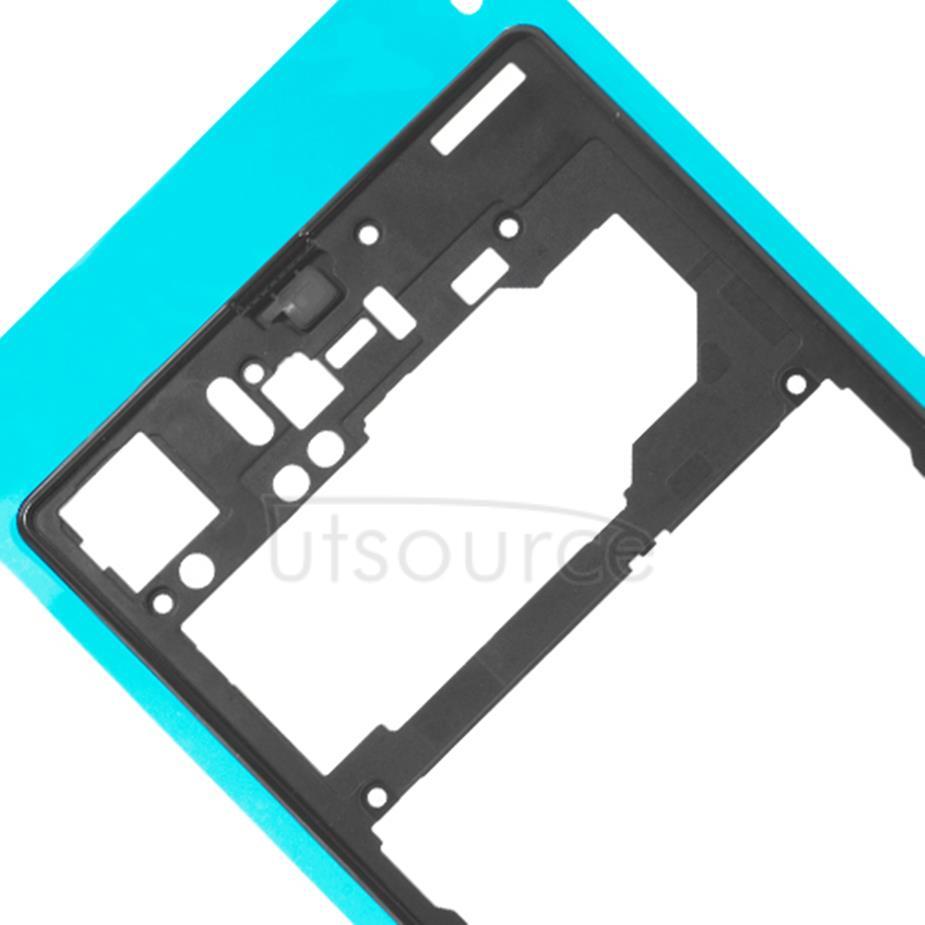 OEM Back Frame for Sony Xperia Z1 Black