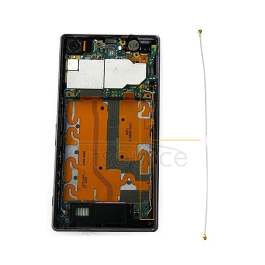 OEM Antenna RF Cable for Sony Xperia Z1 Gray