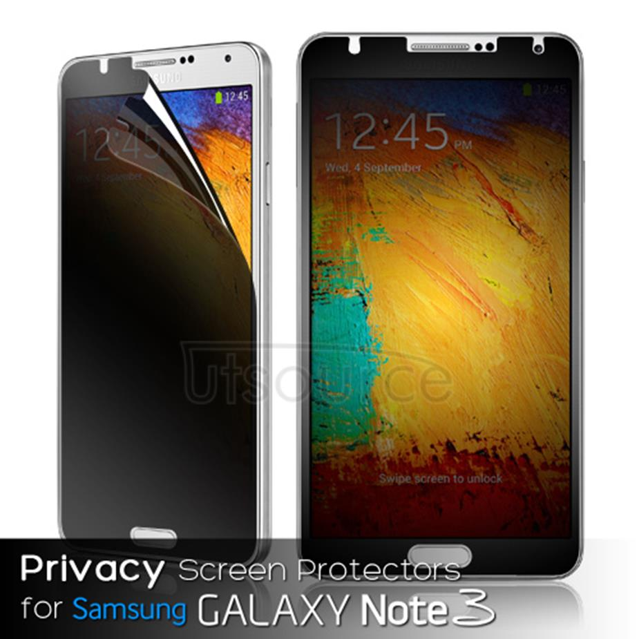 Privacy Screen Protector for Samsung Galaxy Note 3