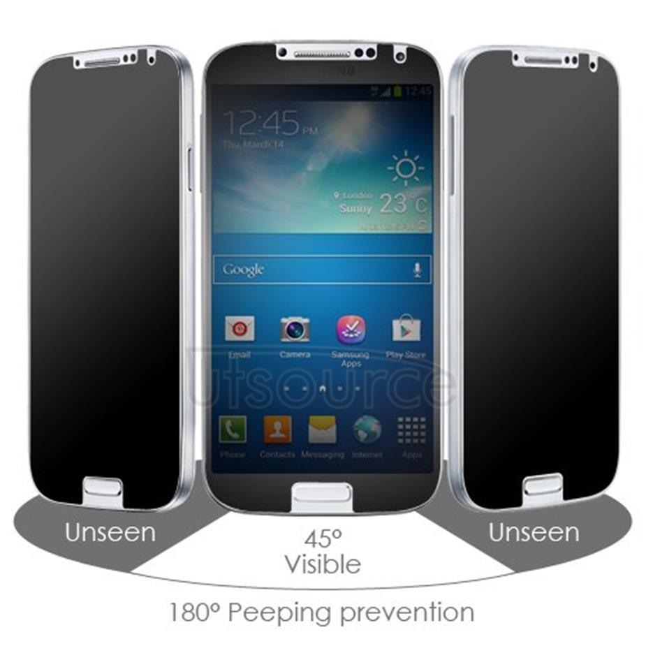 Privacy Screen Protector for Samsung Galaxy S4