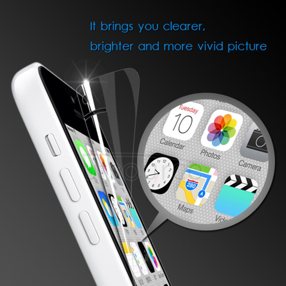 Clear Screen Protector for iPhone 5C