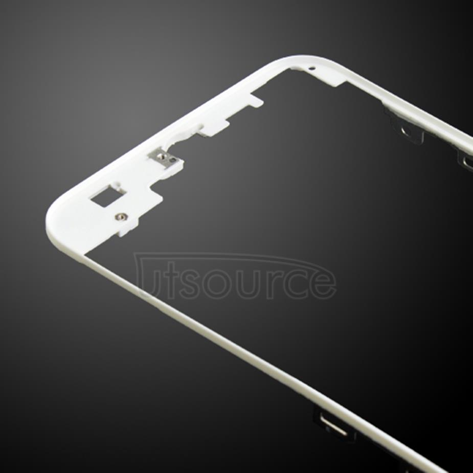 Custom LCD Supporting Frame for iPhone 5S White