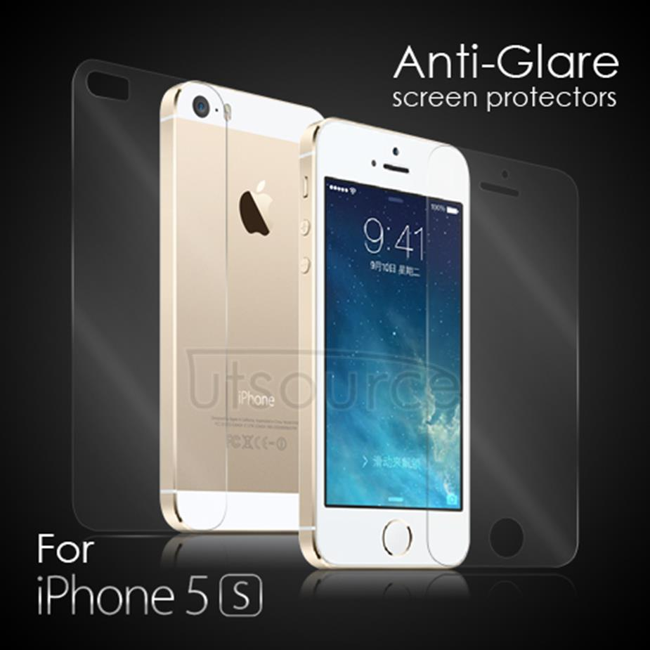 Anti-Glare Screen Protector for iPhone 5S