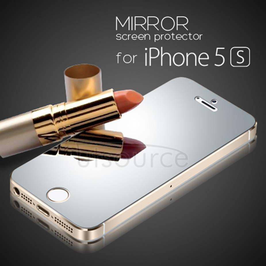 Mirror LCD Screen Protector for iPhone 5S