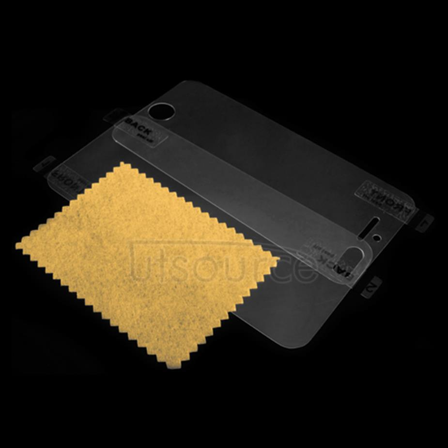 Front and Back Clear Screen Protector for iPhone 5S