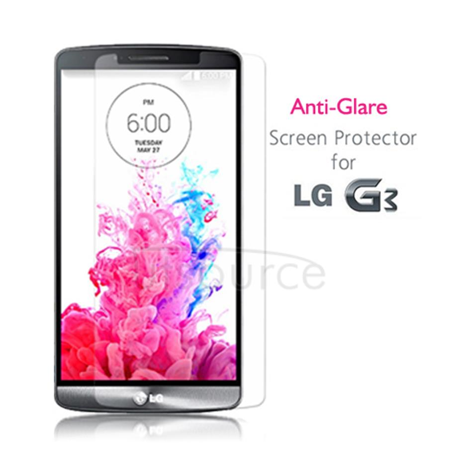 Anti-Glare Screen Protector for LG G3