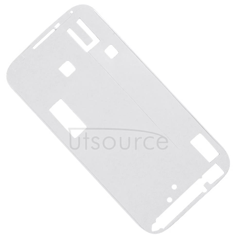 Custom Front Frame Adhesive Sticker for Samsung Galaxy S4 GT-I9505