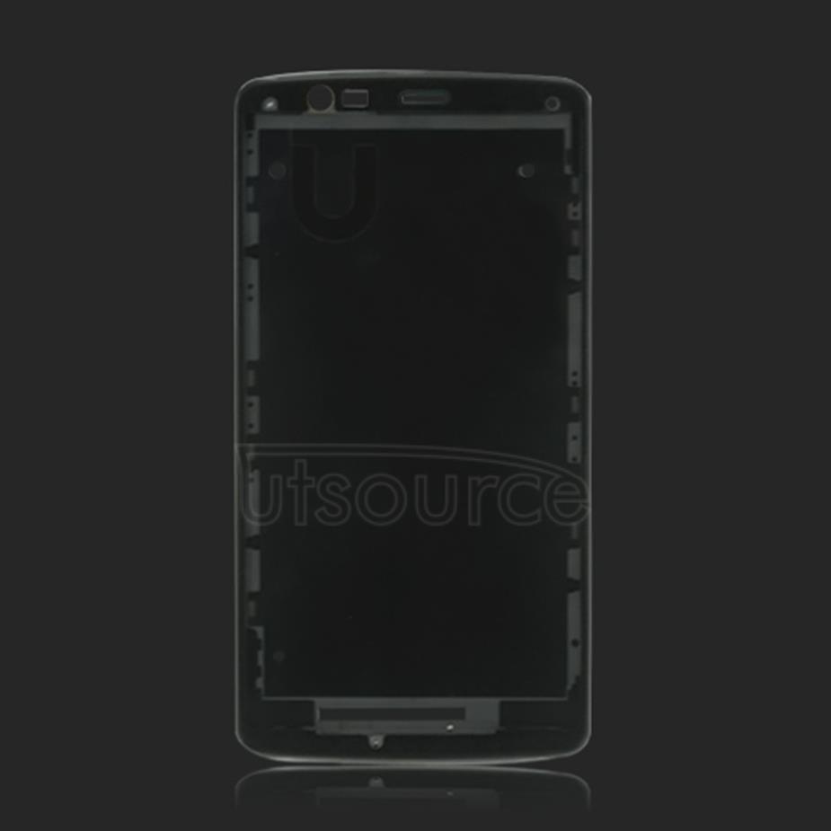 OEM Front Housing for LG G3 D855 Metallic Black