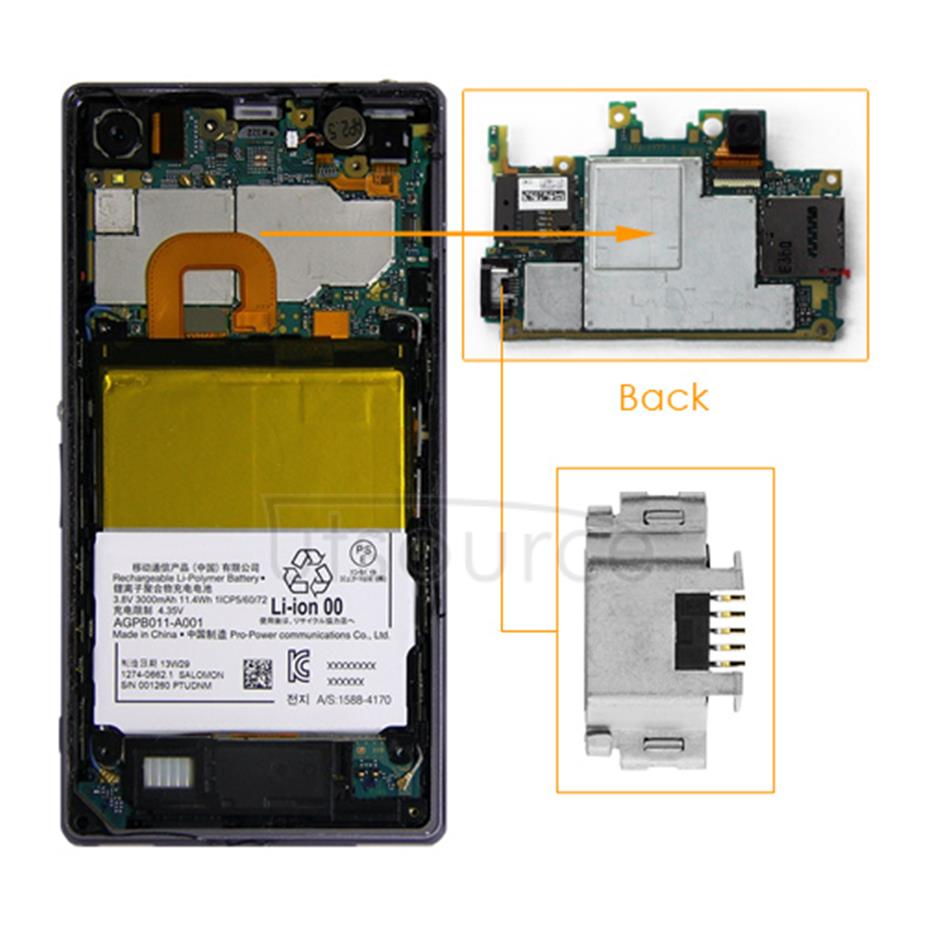 OEM Charging Port for Sony Xperia Z1