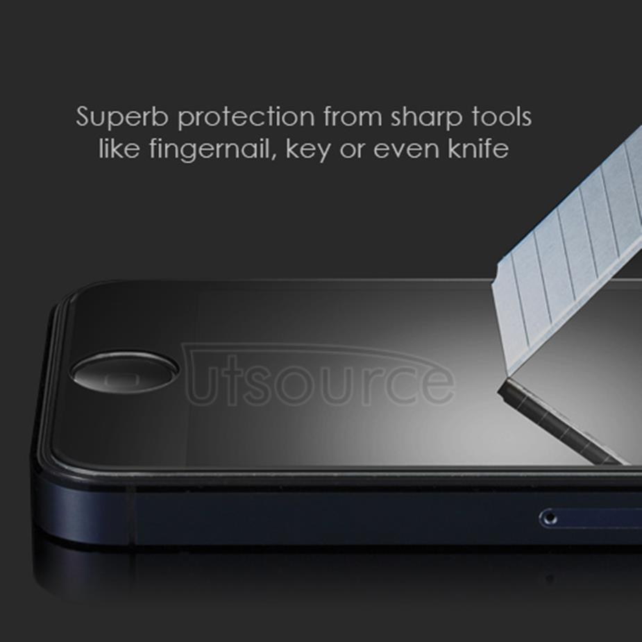 Clear Premium Tempered Glass Screen Protector Film for iPhone 5