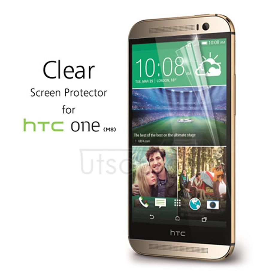 Clear Screen Protector for HTC One M8