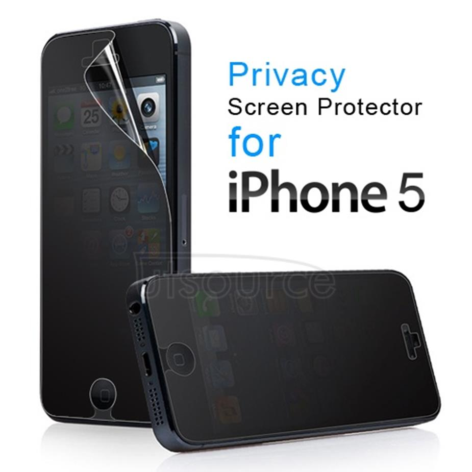 Privacy Screen Protector for iPhone 5