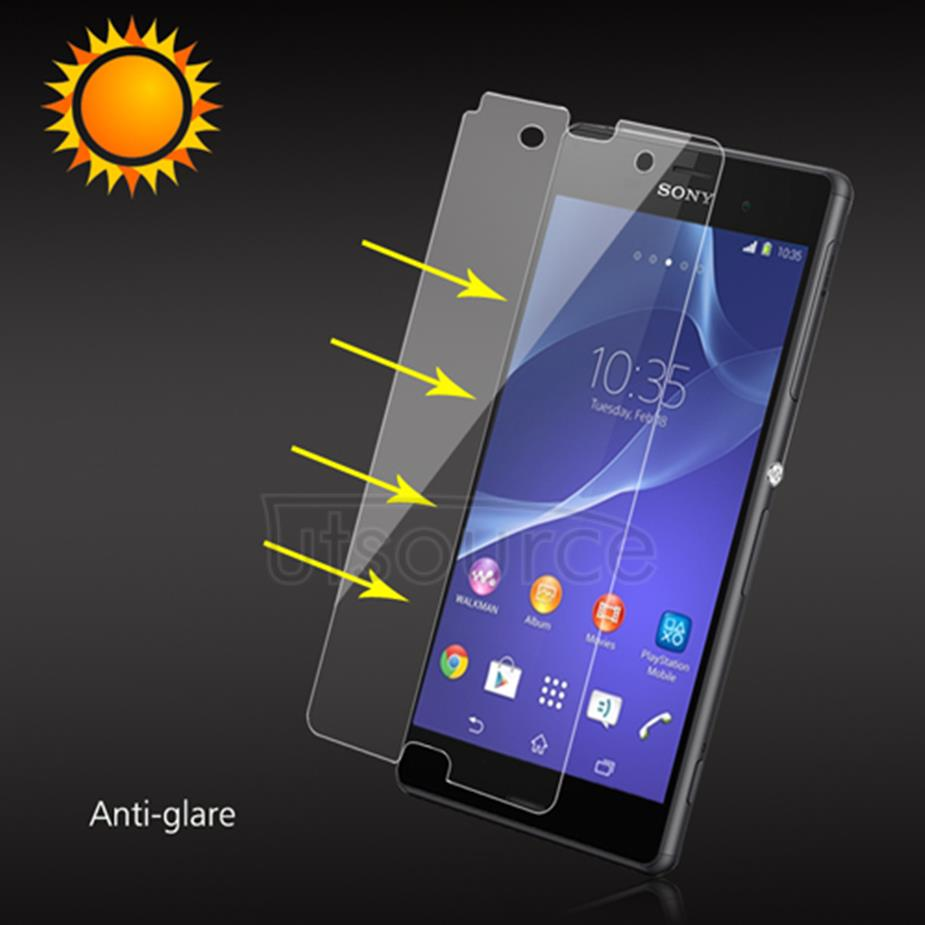 Front and Back Anti-Glare Screen Protector for Sony Xperia Z3