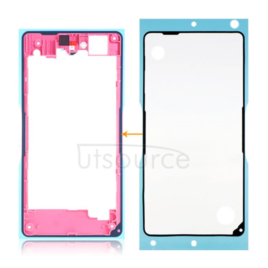 OEM Back Housing Frame Adhesive Sticker for Sony Xperia Z1 Compact