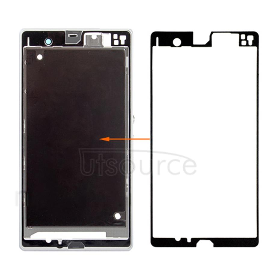 Custom Front Screen Sticker for Sony Xperia Z