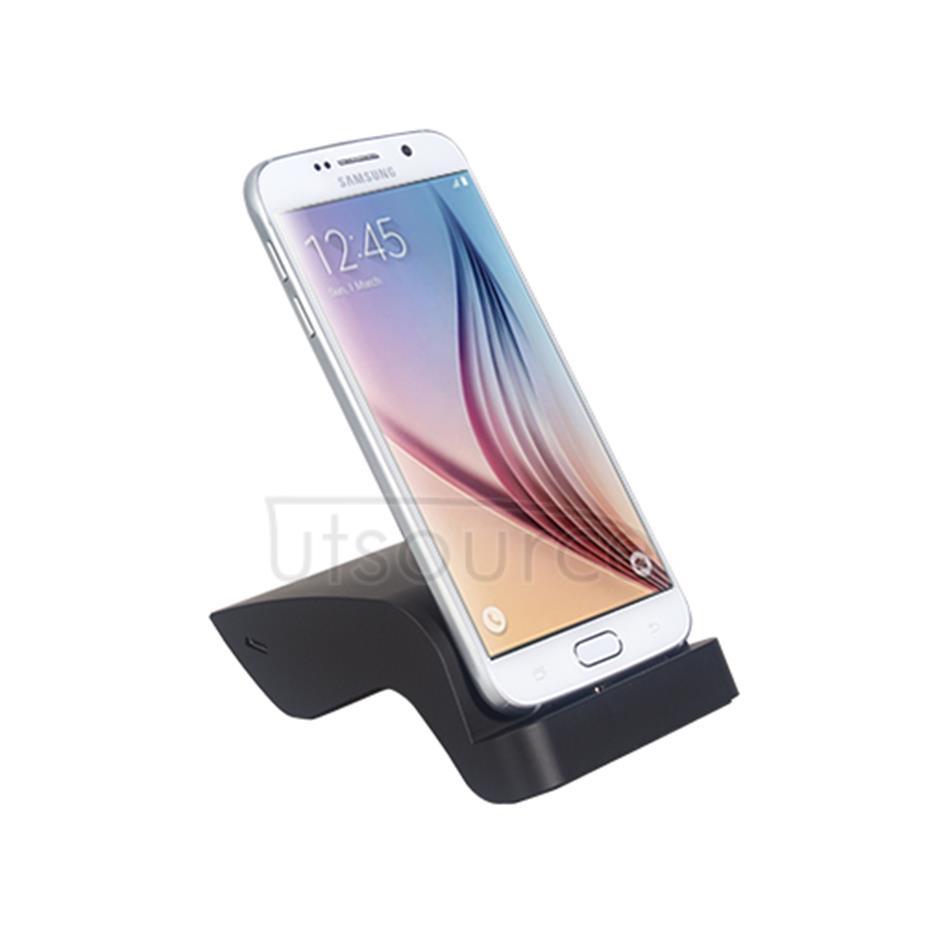 Desktop Charger Dock for Samsung Galaxy S6 Black