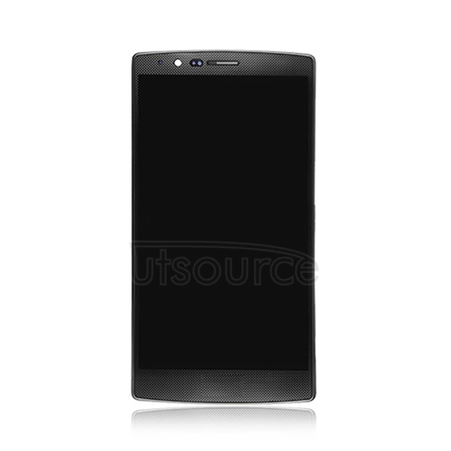 OEM LCD with Digitizer Assembly for LG G4 Black
