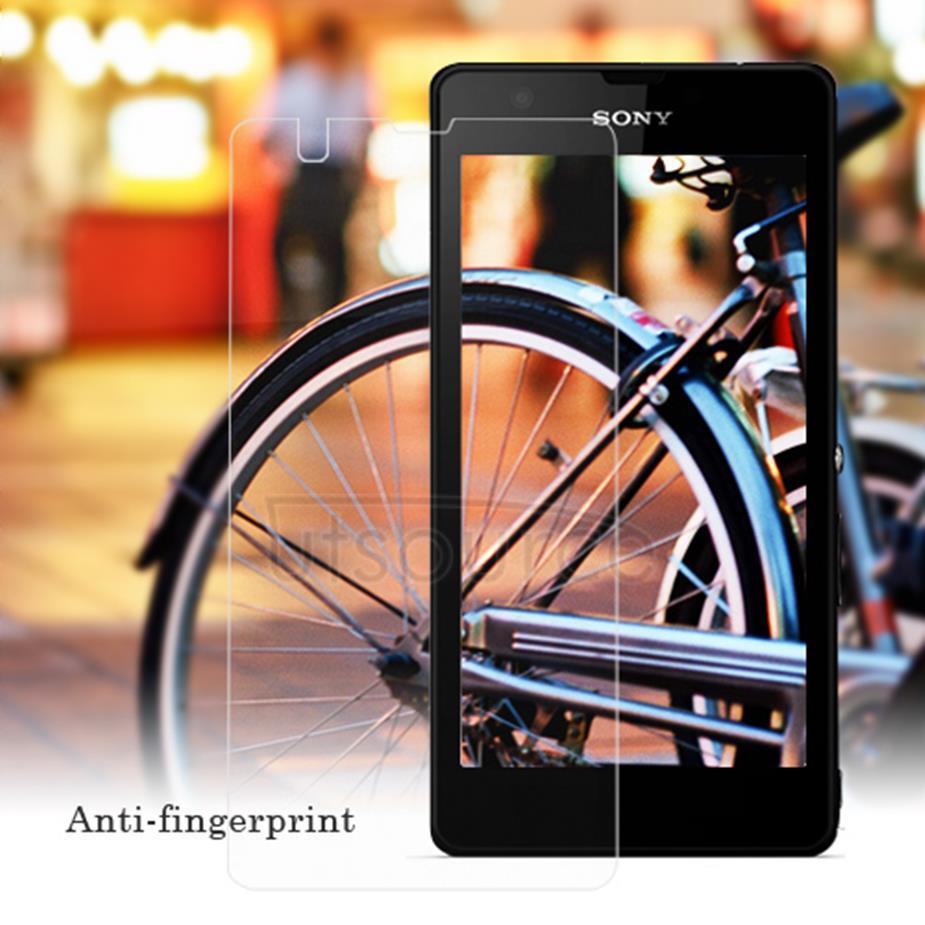 Anti-Glare Screen Protector for Sony Xperia ZR