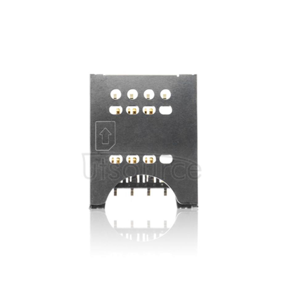 OEM SIM Card Connector for Sony Xperia J