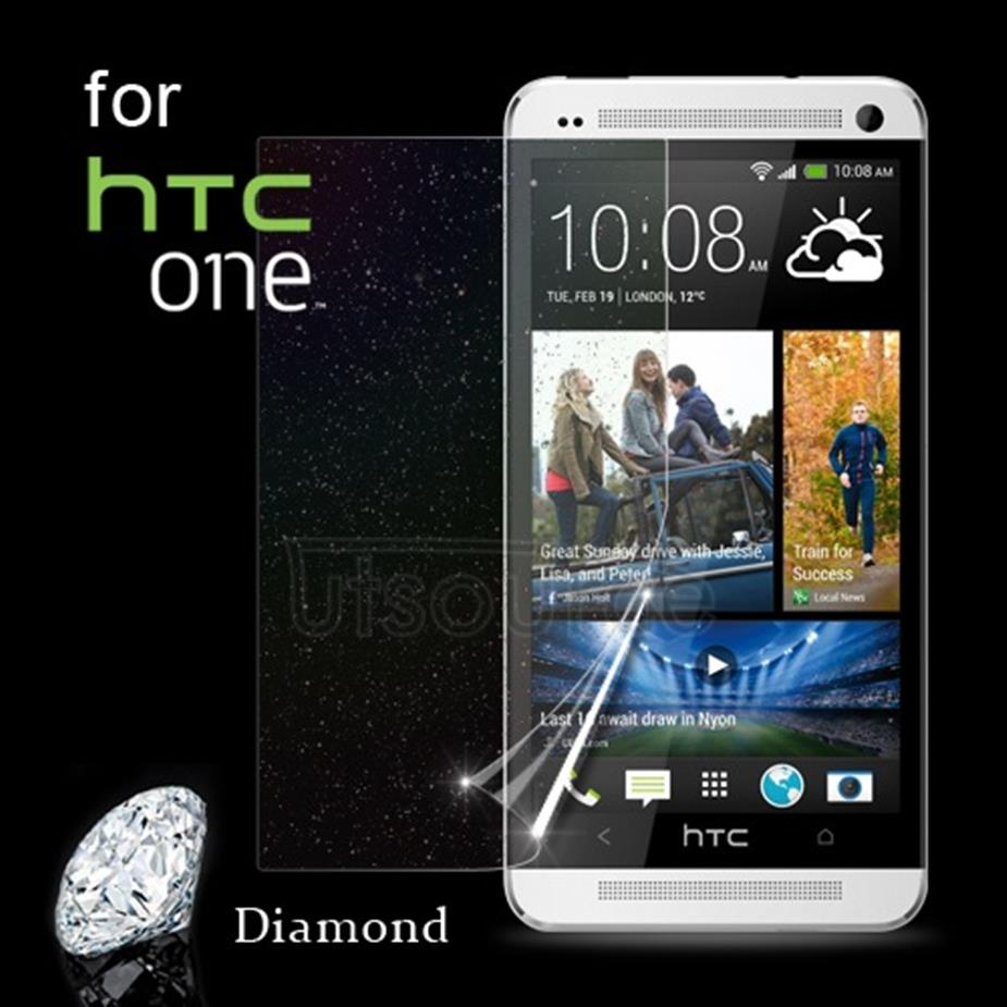 Diamond Screen Protector for HTC One