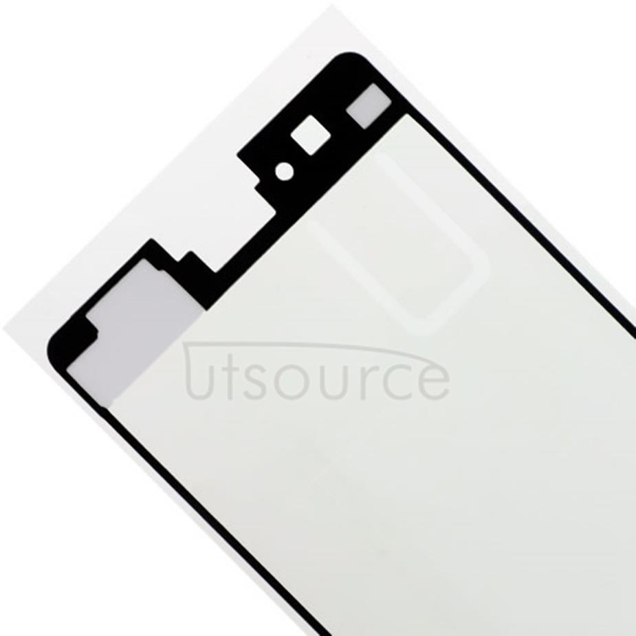Custom Front Housing Adhesive Sticker for Sony Xperia Z1 Compact